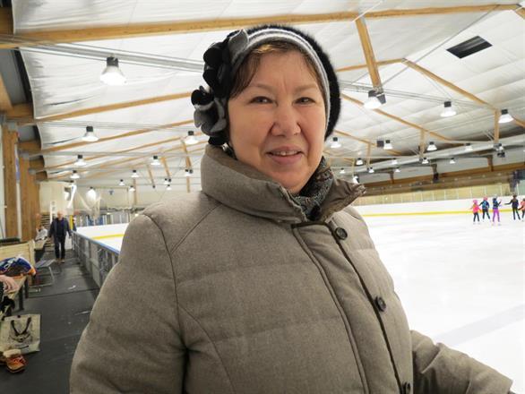 Trener Irina