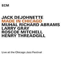 DEJOHNETTE JACK: CHICAGO