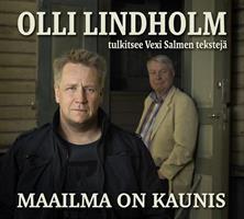 LINDHOLM OLLI: MAAILMA ON KAUNIS-KÄYTETTY CD