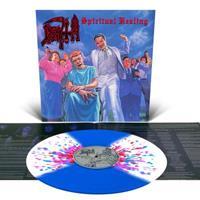 DEATH: SPIRITUAL HEALING-SPLATTER LP