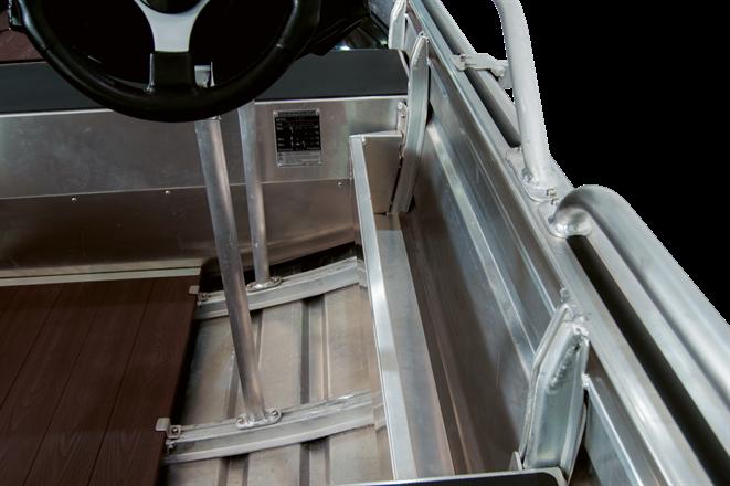 smidig förvaringsfack som enkelt monteras mellan sioskotten