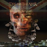 DREAM THEATER: DISTANT MEMORIES-LIVE IN LONDON 3CD+2BLU-RAY