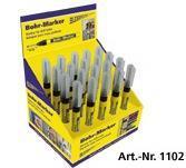 Penna för borrhål, display 20p