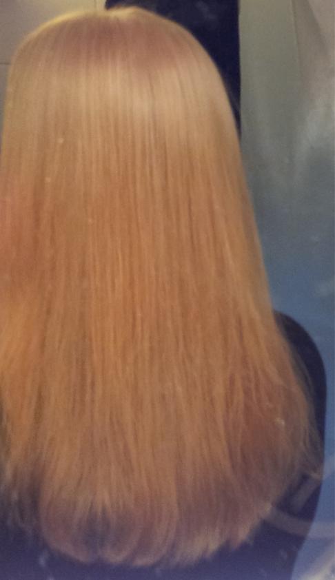gloss-hår