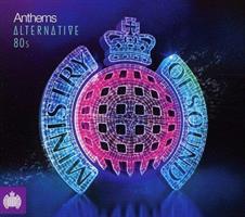 MINISTRY OF SOUND: ANTHEMS ALTERNATIVE 80S 3CD