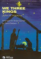 WE THREE KINGS - Brass Quintet