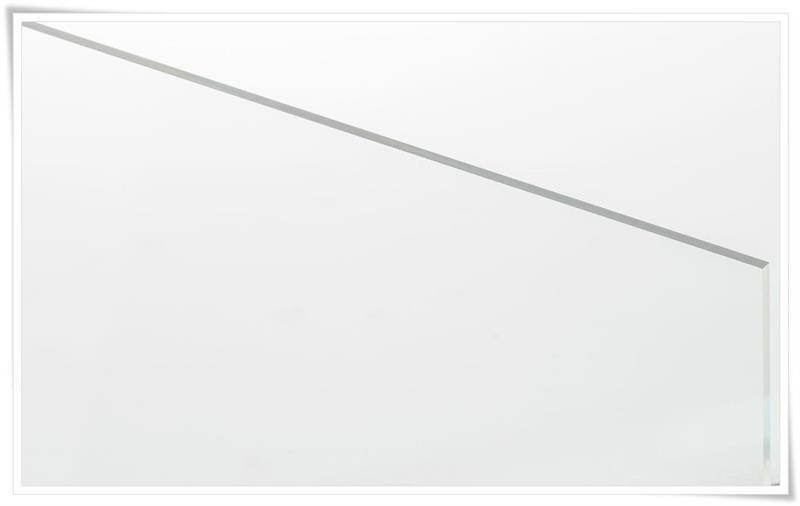 Plexiglas GS Ofärgad
