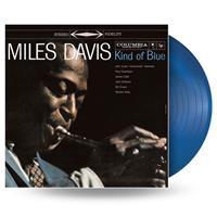 DAVIS MILES: KIND OF BLUE-BLUE LP