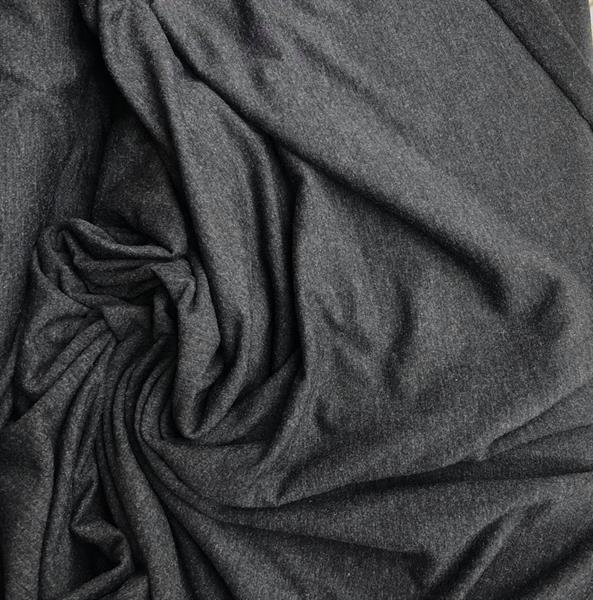 Viscose Jersey grå