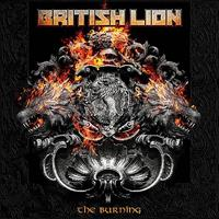 BRITISH LION: THE BURNING LP