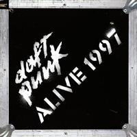 DAFT PUNK: ALIVE 1997 LP