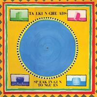 TALKING HEADS: SPEAKING IN TONGUES-SKY BLUE LP