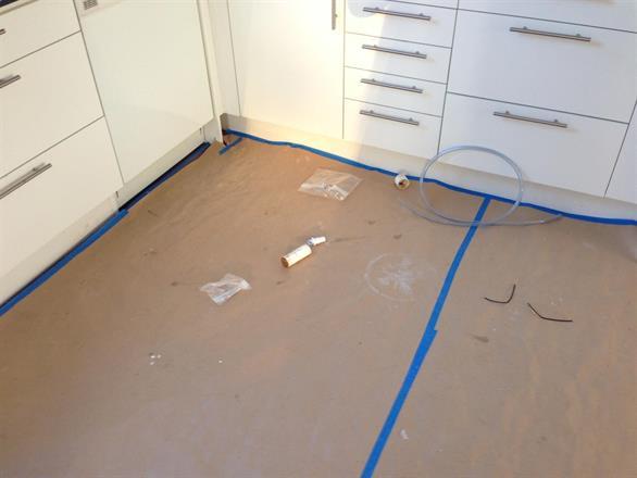 Ikke alle elektrikere som er like dyktige på å holde orden/rydde etter seg