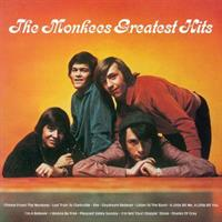 MONKEES: GREATEST HITS-LIMITED ORANGE/YELLOW LP