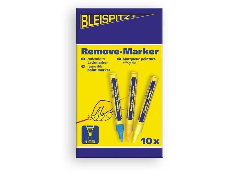 Remove Marker- Blå