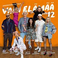 VAIN ELÄMÄÄ KAUSI 12-ENSIMMÄINEN KATTAUS 2CD