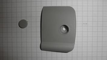 Sivulistanpää  Solifer oikea puoli lev. 60mm