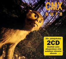 CMX: AURA (REISSUE) 2CD