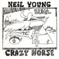 YOUNG NEIL & CRAZY HORSE: ZUMA LP