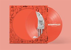 MOOMIN VALLEY-ORIGINAL SOUNDTRACK ORANGE LP