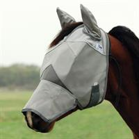 Crusader Fly mask long with ears