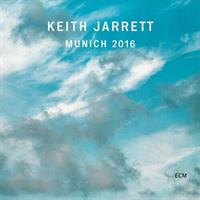 JARRETT KEITH: MUNICH 2016 2LP (FG)