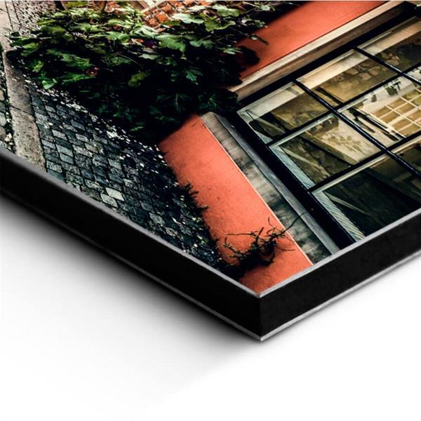 Aluminiumsplate med bildetrykk 80x120cm