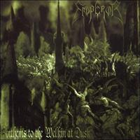 EMPEROR: ANTHEMS TO THE WELKING AT DUSK-SOLID GREEN LP