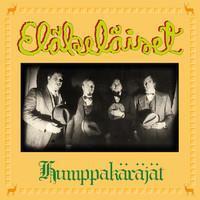 ELÄKELÄISET: HUMPPAKÄRÄJÄT-KELTAINEN LP