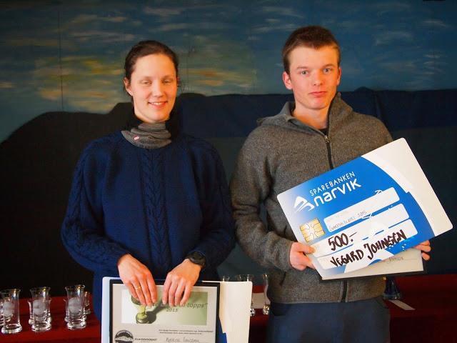 Resultatlister Svartdalsløpet 2015
