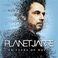 JARRE JEAN-MICHEL: PLANET JARRE-DELUXE 2CD