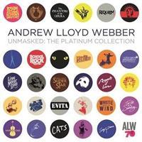WEBBER ANDREW LLOYD: UNMASKED-PLATINUM COLLECTION 2CD