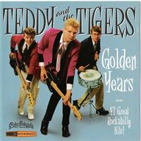 TEDDY AND THE TIGERS: GOLDEN YEARS-41 ROCKABILLY HITS-KÄYTETTY 2CD (NM)