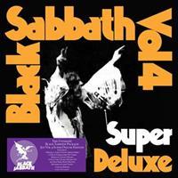 BLACK SABBATH: VOL.4-SUPER DELUXE BOX SET 5LP