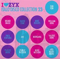 ZYX ITALO DISCO COLLECTION 23 3CD