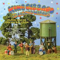 KING GIZZARD & THE LIZARD WIZARD: PAPER MACHE DREAM BALLOON LP