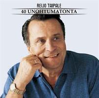 TAIPALE REIJO: 40 UNOHTUMATONTA 2CD