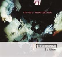 CURE: DISINTEGRATION-REMASTERED DELUXE 3CD