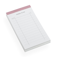 To Do-liste Dusty Pink