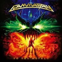 GAMMA RAY: TO THE METAL-ORANGE 2LP (RSD20)
