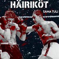 HÄIRIKÖT: SAMA TULI-PUNAINEN LP