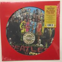 BEATLES: SGT. PEPPER'S LONELY HEARTS CLUB BAND-50TH ANN. PICTURE DISC LP