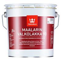 MAALARIN VALKOLAKKA 90 K 0,9L