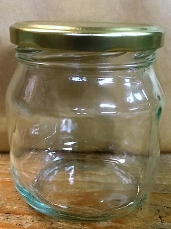 Honungsburkar 700g pvc fria lock - 24st