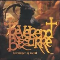 REVEREND BIZARRE: HARBRIBGER OF METAL