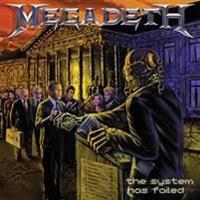 MEGADETH: THE SYSTEM HAS FAILED LP