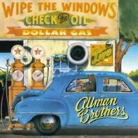 ALLMAN BROTHERS BAND: WIPE THE WINDOWS, CHECK THE GAS...2LP