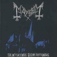 MAYHEM: DE MYSTEERIS DOM SATHANAS
