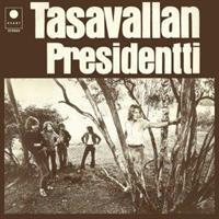 TASAVALLAN PRESIDENTTI: II-GOLD LP