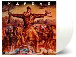 KANSAS: KANSAS-LIMITED EDITION COLORED LP